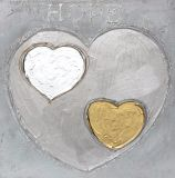 Het populaire Olieverfschilderij van de Kunst van de Muur van de Stijl van het Hart