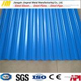Hochwertiges PPGI/PPGL strich galvanisiertes gewölbtes bestes Dach-Stahlblatt vor