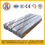Механизм реечной передачи шестерни алюминия/стали/нержавеющей стали