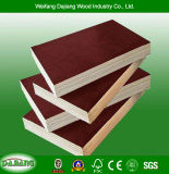 건축, 가구, 훈장 및 패킹 깔판을%s 직면되는 필름을%s 가진 고품질 보증 다중층 합판