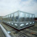 Het Drinken van het Comité van het roestvrij staal de Sectionele Modulaire Tank van de Opslag