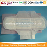 Ultra Thin Super Absorbent Algodão Topsheet Anion Sanitary Napkin