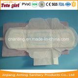 Ultra dünne super saugfähige BaumwolleTopsheet gesundheitliche Serviette