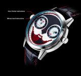 Клоун дизайна моды кварцевые часы