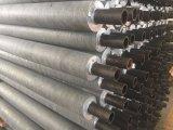Kohlenstoffstahl-und Aluminium-Flosse-Gefäß