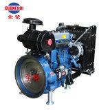 Двигатель дизеля генератора электрической портативной силы тепловозный