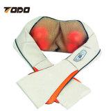 Cuello del equipo de la aptitud del curso de la vida y Massager de amasamiento profundo del hombro 3D Shiatsu