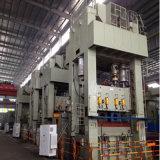 250 ton engrenagem excêntrica perto do ponto de tipo dois máquina de prensa elétrica mecânica de estamparia de metal