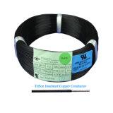 UL1570 22 24 AWG fio PTFE Teflon para máquinas eléctricas