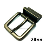 La boucle de courroie réversible en alliage de zinc de Pin de boucle en métal de qualité pour la robe ceinture les sacs à main de chaussures de vêtement (XWS-ZD212-ZD296)
