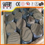 De fabriek levert 316L de Cirkel van Roestvrij staal 304 316