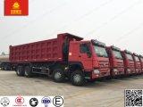 판매를 위한 Sinotruk HOWO 6X4 8X4 336/371HP 쓰레기꾼 트럭
