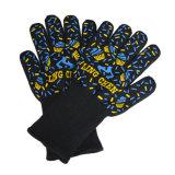 Печь Nomex перчатки, силиконовые жаропрочные перчатки
