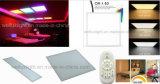 28W пульт дистанционного управления 450*450 мм RGBW CCT светодиодная панель затемнения освещения