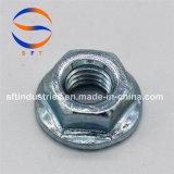 Noix s'accrochante ISO13918 d'individu d'acier inoxydable de m3