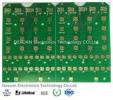 Placa frente e verso da aplicação do PWB da placa de circuito impresso com RoHS