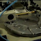Машина принтера плоское экран горячих сбываний роторная для шестерен