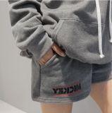 Выполненный на заказ напольный спорт с капюшоном свитер длинний костюм Hoodie втулок