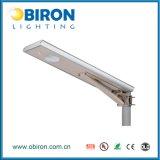 luz de calle solar de Aio del sensor de 20W PIR