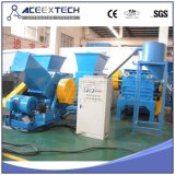 Belüftung-Rohr-Zerkleinerungsmaschine/Plastikrohr, das Produciton Zeile aufbereitet