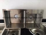 Оптовая торговля Китая SS304 Undermount раковину для кухни