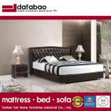 Nuevo diseño moderno dormitorio cama para uso (FB3072)