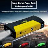 Mulit-Function buena batería de portátil de emergencia de salto de coche motor de arranque