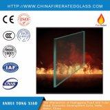 Vidrio resistente al fuego monolítico ininflamable multiforme teñido Tempered