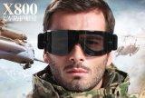 Occhiali di protezione militari protettivi del policarbonato C4 di vetro tattici esterni dell'occhio