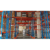 Heavy Duty palettier et sélective des étagères pour le stockage de l'entrepôt 1, 000-4, 000 kg