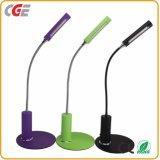 Die moderne Note, die für Anzeige, LED-Nacht justierbar ist, beleuchtet LED-Tisch-Lampen