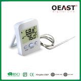 セリウムによって証明される台所デジタルBBQ肉温度計Ot3326b