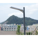 5W-60W 옥외 태양 제품 LED 통합 태양 가로등