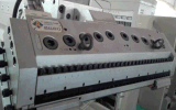 高性能のプラスチックPP PSシートライン押出機機械