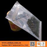 Umidade - saco da prova para o empacotamento do chá