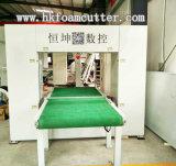 Automatischer schneller Draht-steife Schaumgummi-Ausschnitt-Maschine CNC-HK-Kx