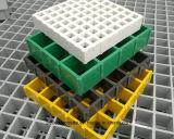 Mini grille/passage couvert moulés par Mesh//FRP/GRP râpant /Fiberglass