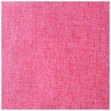 Tissu visqueux de toile, tissu ordinaire de toile de couleur de vêtement