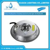 Acero inoxidable resistente al agua IP68 36W fuente de luz LED