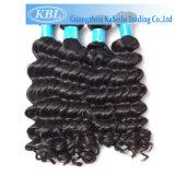 Бразильские волосы ранга 5A человеческих волос девственницы