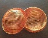 Het Bestand Netwerk op hoge temperatuur van de Filter van de Glasvezel voor het Gieten van Gesmolten Aluminium