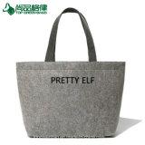 Custom Eco friendly sentir fuerte Tote bolsas de supermercado reutilizables.