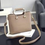 Borsa di cuoio casuale lussuosa dell'unità di elaborazione del sacchetto della signora acquisto di modo