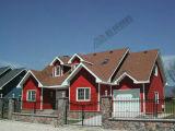 Casa de campo Prefab luxuosa da construção de aço