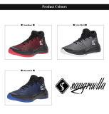 2017の専門メンズ安く涼しいバスケットボールの運動靴のブート