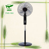 Cooling Wind Machine 18inch Electric Standing Fan with Remote Control