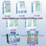 Weißer Farben-Eis-Verkaufsberater 380L