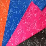 Polyester-Taft 100% mit unten gedruckt für Umhüllungen-Gewebe