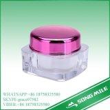 30g高いQuanlityのピンクのアクリルの装飾的な瓶の包装