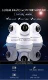 1080P WiFi IPの無線屋内ホームCCTVの保安用カメラP2p PTZ小型IPのカメラ